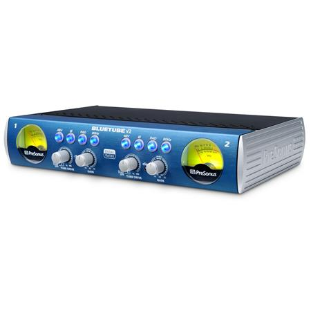 PreSonus BlueTube DP Channel Dual Path Microphone Preamplifier 65 - 713