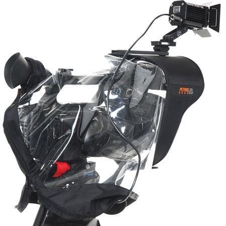 Petrol PR Deca Transparent Raincover Small Video Cameras 0 - 685
