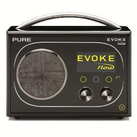 Pure Digital Technologies Evoke Flow Portable Internet and FM Radio Piano 104 - 563