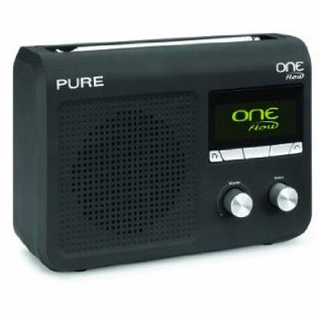 Pure Digital Technologies One Flow Portable Internet and FM Radio  87 - 423
