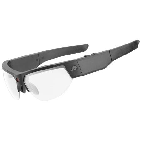 Pivothead Recon Jet Wearable Video Glasses Smoke and Clear Interchangeable Lens 70 - 531