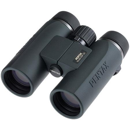 PentaxDCF CS Water Proof Roof Prism Binocular Angle of View Limited Lifetime USA Warranty 97 - 372