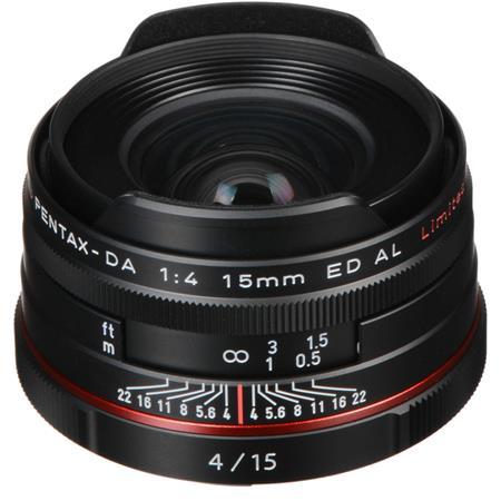 PentaSMCP DA F ED AL HD Lens DSLR Cameras USA Warranty 128 - 365