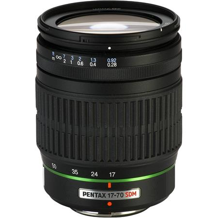 PentaSMCP DA f AL IF SDM Super Wide Angle Auto Focus Zoom Lens 32 - 266