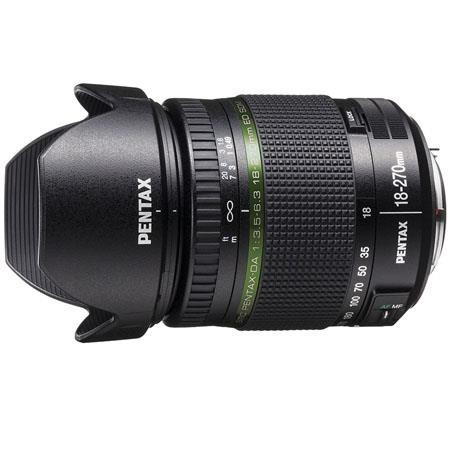 PentaSMCP DA f ED SDM Telephoto Zoom Lens 6 - 724