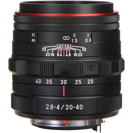 PentaHD DA F ED Limited DC WR Zoom Lens  120 - 443