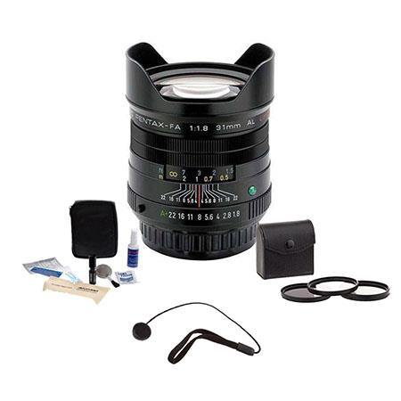 PentaSMCP FA f AL Auto Focus Limited Edition Lens Kit Tiffen Photo Essentials Filter Kit Lens Cap Le 40 - 617