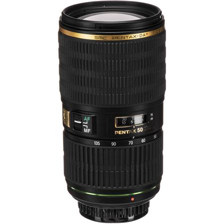PentaSMCP DA f ED IF SDM Auto Focus Telephoto Zoom Lens 72 - 266