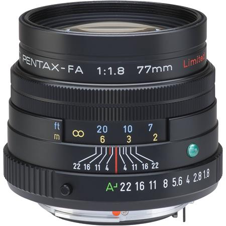 PentaSMCP FA f Limited Edition Telephoto Lens 62 - 278