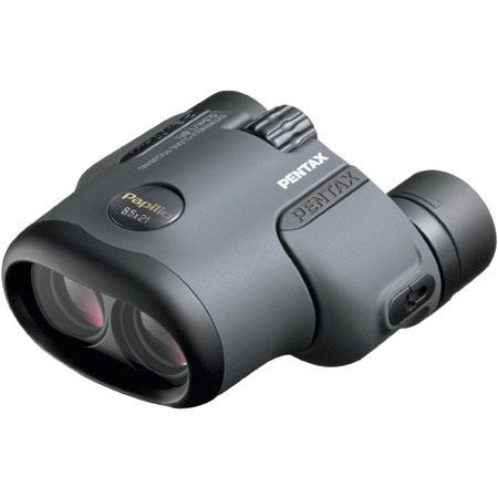 PentaxPapilio Weather Resistant Porro Prism Butterfly Binocular Degree Angle of View Close Focus Dow 233 - 742