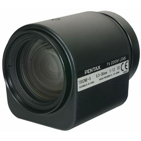 PentaC Motorized Zoom CCTV Lens Auto Iris CS Mount 53 - 228