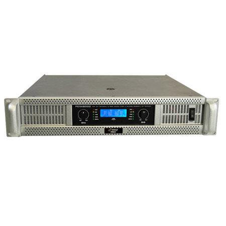 Pyle PEXA Rack Mount Watts Professional Power Amplifier Digital SMT Technology 195 - 635