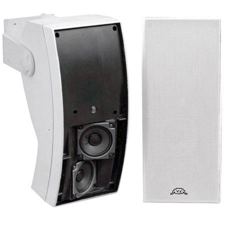 Pyle PLMR Way IndoorOutdoor Water Proof Wall Mount Speaker System  165 - 55