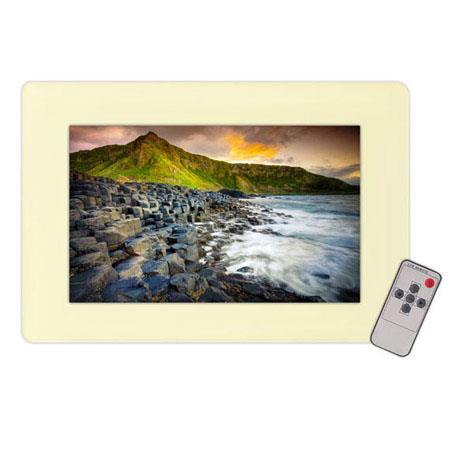 Pyle PLVWIW In Wall Mount TFT LCD Flat Panel Monitor Home Mobile Use WVGA RCA Inputs 86 - 233
