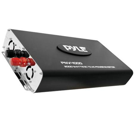 Pyle PNV Plug In Car Watts V DC to V AC Power Inverter Modified Sine Wave 100 - 349