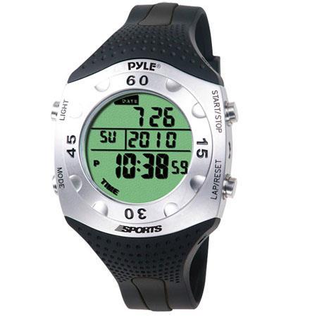 Pyle PSWDV Sports Watch Advanced Dive Meter Water Depth Temperature Dive Log Auto EL Backlight  77 - 604