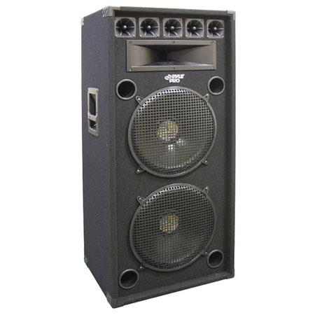 Pyle PADH W Dual Way Stage Speaker Cabinet 5 - 670