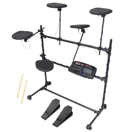 Pyle PED Professional Electric Drum Kit 130 - 594
