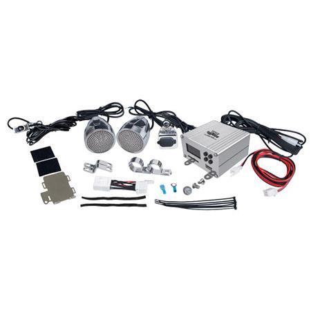 Pyle PLMCA W Motorcycle Speaker System FM Radio 122 - 471