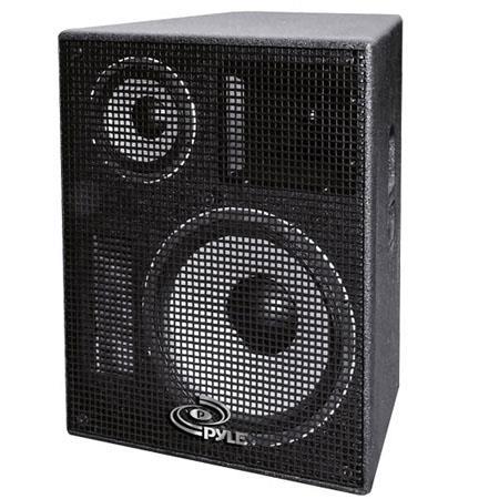 Pyle Pro PPADR Heavy Duty Way Stage Monitor Speaker Cabinet 120 - 210