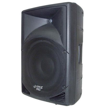 Pyle PPHPA W Powered Two Way Full Range Loudspeaker System 61 - 465