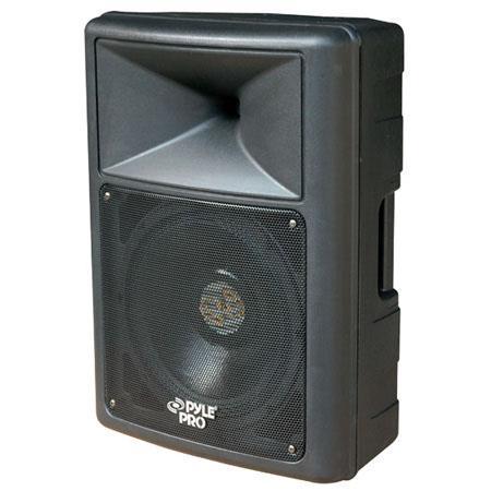 Pyle PPHP Watt Two Way Plastic Molded Speaker Cabinet 26 - 307