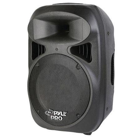 Pyle PPHPAI Watt Portable Powered Way Full Range Loud Speaker System Built MPUSB iPod Dock 224 - 143