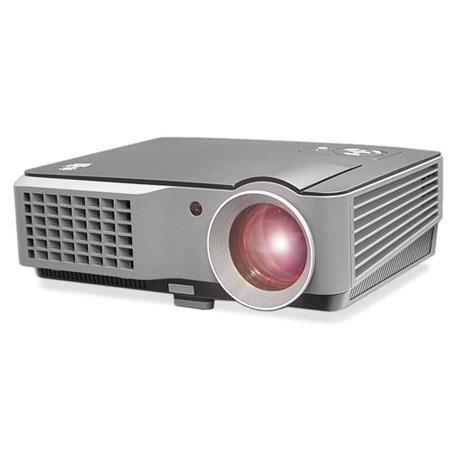 Pyle Widescreen p LED Projector Lumens Contrast Ratio Viewing Screen HDMIUSBVGA Hours Lamp Life 17 - 614