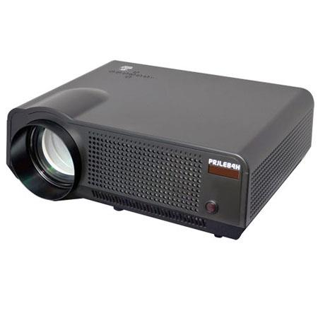 Pyle PRJLEH High Definition LED Widescreen Projector Up to Viewing Screen Built In Speakers D Capabi 147 - 572