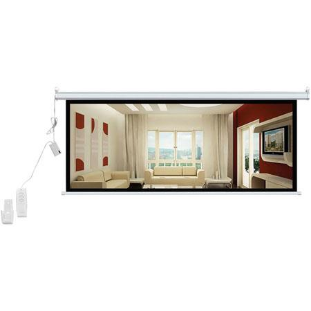 PyleManual Projector Widescreen Projector Screen Aspect Ratio 56 - 726