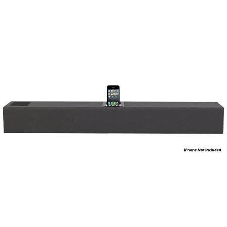 Pyle iPhoneiPod Soundbar Docking System AuIn and Video Output 167 - 139