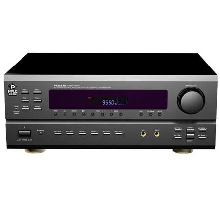 Pyle Channel Home Receiver AMFM HDMI and Bluetooth 54 - 571