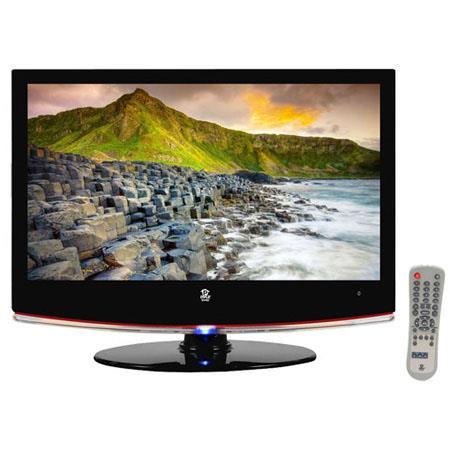 Pyle PTCLC Hi Definition LCD Flat Panel TV Aspect Ratio Contrast Ratio Brightness cdm 145 - 310