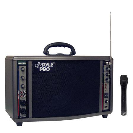 Pyle watt Wireless Battery Powered PA System 47 - 100