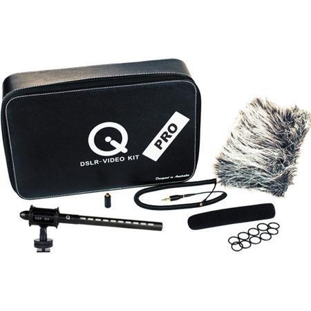 Que Audio DSLR Video Pro Microphone Kit 51 - 672