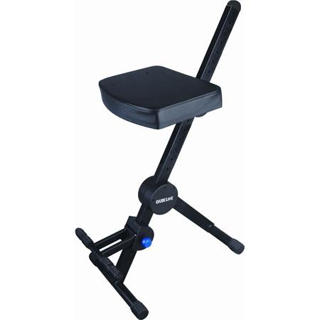 Quik Lok Deluxe Seats Adjustable Stool 62 - 287