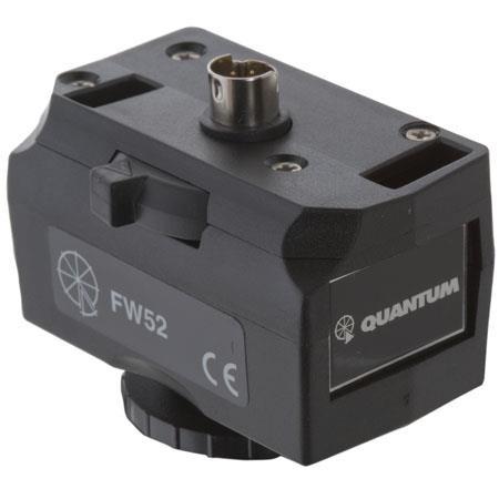 Quantum FW Freewire Wireless TTL Adapter Nikon 254 - 441