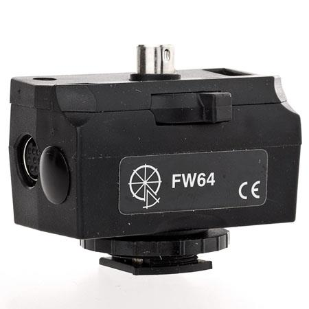 Quantum FW Freewire Wireless TTL Adapter Conta 110 - 77