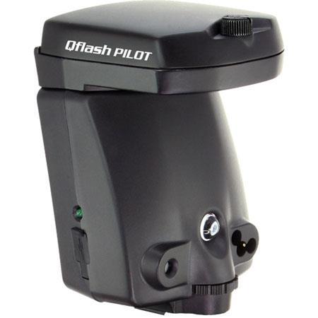 Quantum QFC Qflash PILOT Shoe Mounted FreeXwire TTL Radio Command Unit Canon Digital SLR Cameras 102 - 367