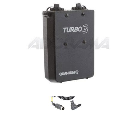Quantum Turbo Rechargeable Battery CK E Cable 120 - 696