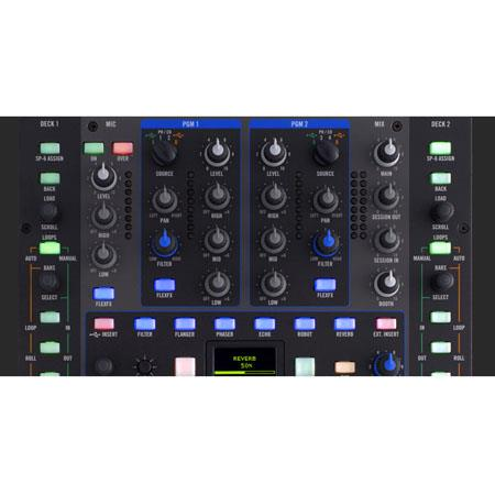 Rane Sixty Two Performance Mixer Serato Scratch Live Software 136 - 686