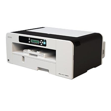 Ricoh Aficio SG DN GELJET Printer ppm Speeddpi Sheets Paper Tray Capacity USB Ethernet Up To 110 - 398