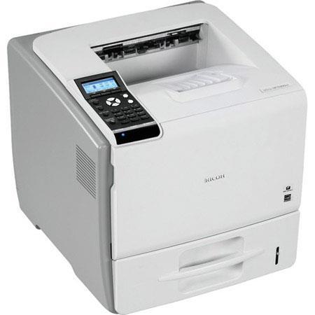 Ricoh Aficio SP DN Monochrome Laser Printerdpi Print Resolution ppm Print Speed MB Standard Memory 59 - 36