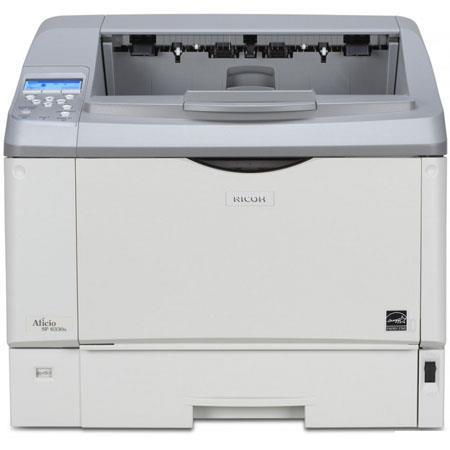 Ricoh Aficio SPN Monochrome Laser Printerdpi Pages Per Minute 182 - 184