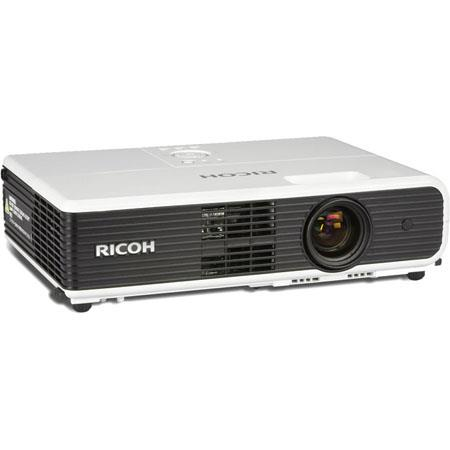 Ricoh PJ XN Digital Network Projector lumens Aspect Ratiodpi XGA Resolution LCD Technology Contrast  53 - 228