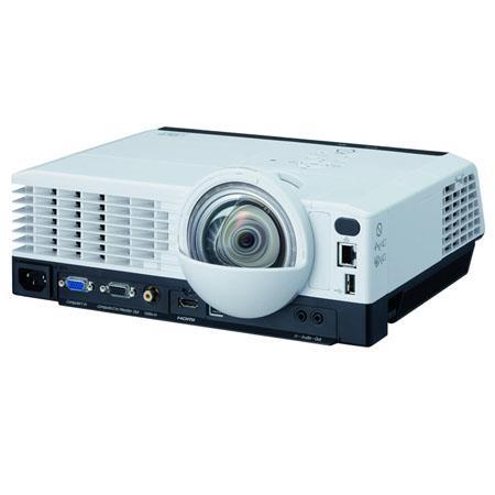 Ricoh Desk Edge PJ XN XGA Projection System Network Lumens Aspect Contrast Ratio W Lamp Blu Ray D US 113 - 703