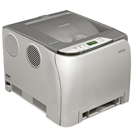 Ricoh Aficio SP CDN Auto Duplexing Desktop Color Laser Network Printer ppm Print Speeddpi Resolution 48 - 791