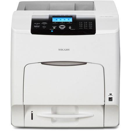 Ricoh SP CDN Color Laser Printer ppm Print Speed MB Standard Memorydpi Resolution MHz Processor Spee 107 - 630