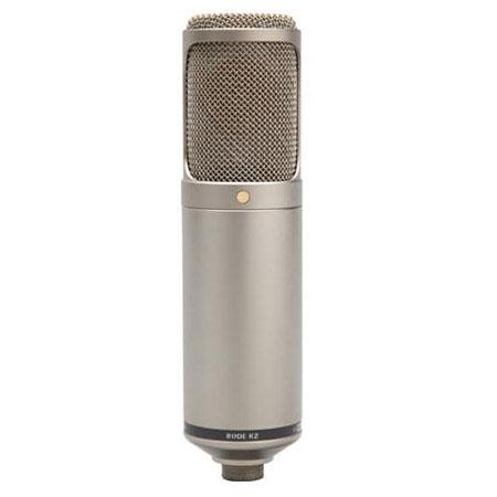 Rode K Precision Variable Pattern Dual Condenser Valve Microphone 280 - 200