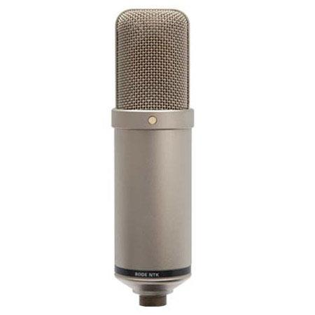 Rode NTK Class A Dual Condenser Microphone Vocal and General Instrument Recording  57 - 364
